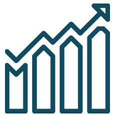 progress chart icon